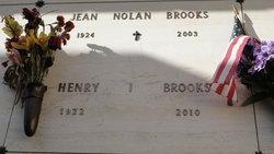 Jean <i>Nolan</i> Brooks