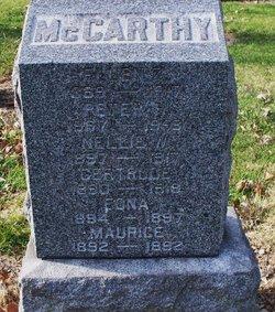 Maurice McCarthy