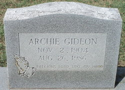 Archie Gideon