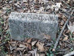 Mary Susan <i>Adams</i> Fondaw