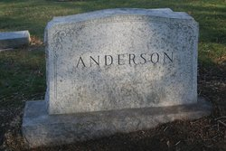 Anna C. <i>Lindborg</i> Anderson