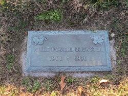 Allie Powell Brewster