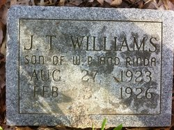 J T Williams