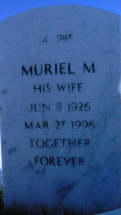 Rev Muriel Madeline Michaels