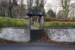 Hawarden Churchyard