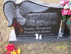 Susan Margaret <i>Crawford</i> Bailes