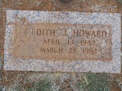 Edith Josephine <i>Johnson</i> Howard