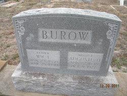 Auguste Henriette <i>Schmidt</i> Burow