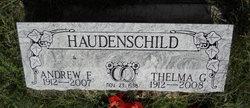 Thelma G. <i>Cook</i> Haudenschild