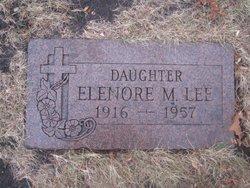 Eleanor Margaret Lee