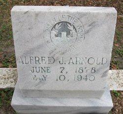 Alfred Joseph Arnold, Sr