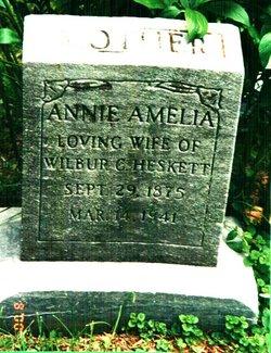 Anna Emelia <i>Heidenfelder</i> Heskett