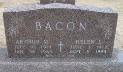 Helen L <i>Mohlenbrink</i> Bacon