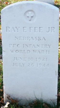 Ray Evans Fee, Jr.