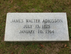 James Walter Adkisson