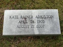 Kate Rainer Adkisson