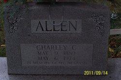 Charles Curtis Allen