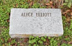 Alyce M. Elliott