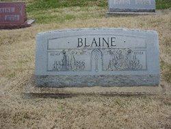 James Henry Blaine
