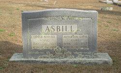 Jefferson Davis Asbill