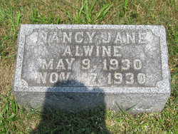 Nancy Jane Alwine