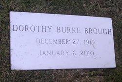Dorothy Agnes <i>Burke</i> Brough