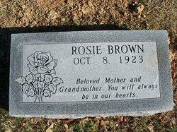 Rosie <i>Hale</i> Brown