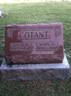 Mary Elizabeth <i>Wineland</i> Cotant