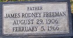 James Rodney Freeman