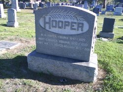 Nicholas Ridgley N. R. Hooper