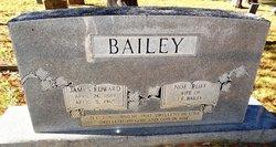 Noe <i>Ruff</i> Bailey