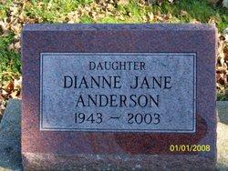 Dianne Jane Anderson