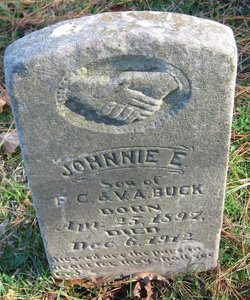 Johnnie E Buck