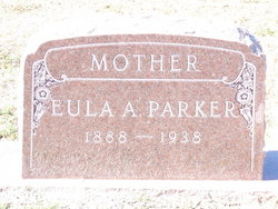 Eula Adline <i>McMickel</i> Parker