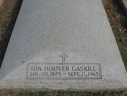 Ida <i>Hoover</i> Gaskill