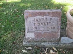 James P. Privett