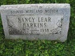 Nancy <i>Lear</i> Harkins
