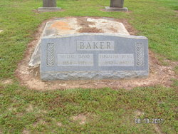 William David Baker