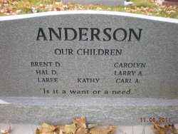 Kenneth Duane Anderson