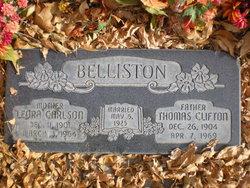 Leora <i>Carlson</i> Belliston