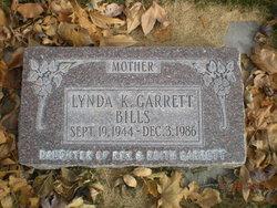 Lynda Kirsten <i>Garrett</i> Bills