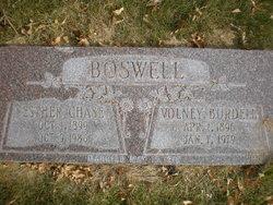 Volney Burdell Boswell