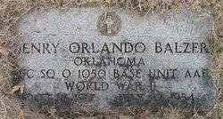 Henry Orlando Balzar