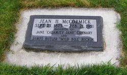 Jean H. <i>Hickok</i> McCormick