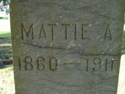 Martha Ann Mattie <i>Barnes</i> Loper