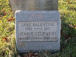 Jane Balentine