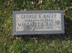 Margaret E <i>Sauer</i> Bauer