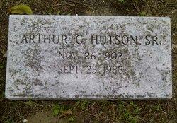 Arthur Cleveland Cleve Sr. Hutson