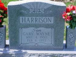 Gary Wayne Harrison