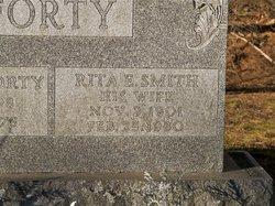 Margareta E Rita <i>Smith</i> Forty